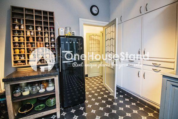 Photo d'une salle à louer à Bruges, Flandre Occidentale, Dans la maison d'Olivia 16003
