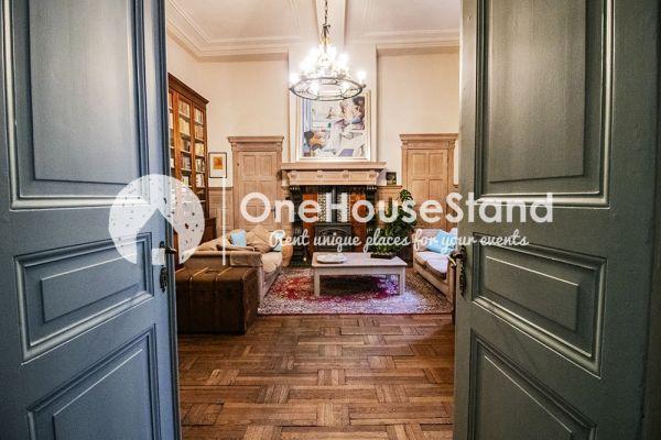 Photo d'une salle à louer à Bruges, Flandre Occidentale, Dans la maison d'Olivia 16008
