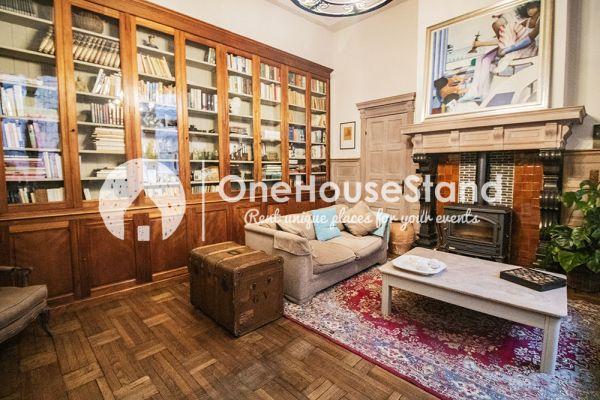 Photo d'une salle à louer à Bruges, Flandre Occidentale, Dans la maison d'Olivia 16010