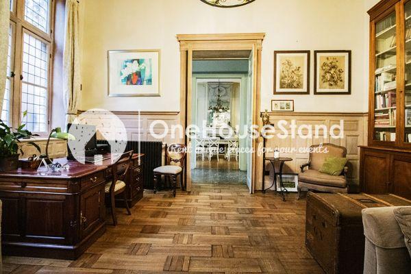 Photo d'une salle à louer à Bruges, Flandre Occidentale, Dans la maison d'Olivia 16011