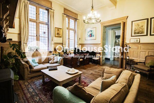 Photo d'une salle à louer à Bruges, Flandre Occidentale, Dans la maison d'Olivia 16012