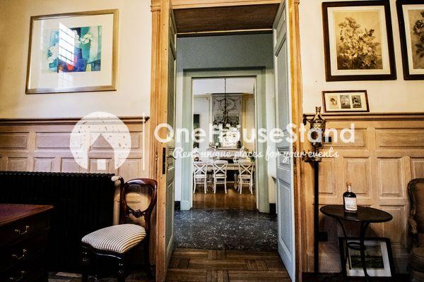 Photo d'une salle à louer à Bruges, Flandre Occidentale, Dans la maison d'Olivia 16018