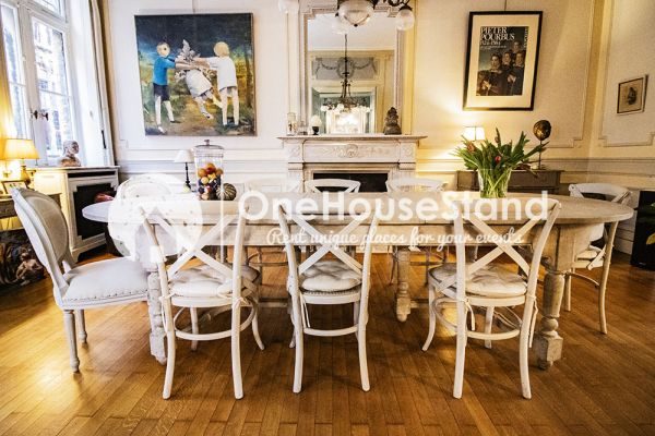Photo d'une salle à louer à Bruges, Flandre Occidentale, Dans la maison d'Olivia 16021