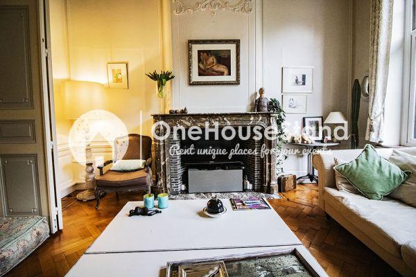 Photo d'une salle à louer à Bruges, Flandre Occidentale, Dans la maison d'Olivia 16032