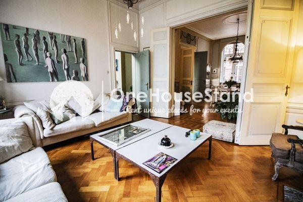 Photo d'une salle à louer à Bruges, Flandre Occidentale, Dans la maison d'Olivia 16034