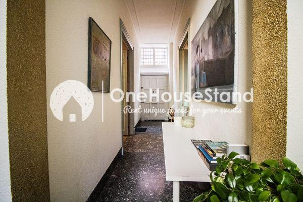 Photo d'une salle à louer à Bruges, Flandre Occidentale, Dans la maison d'Olivia 16036