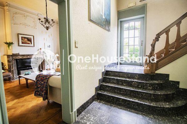 Photo d'une salle à louer à Bruges, Flandre Occidentale, Dans la maison d'Olivia 16038