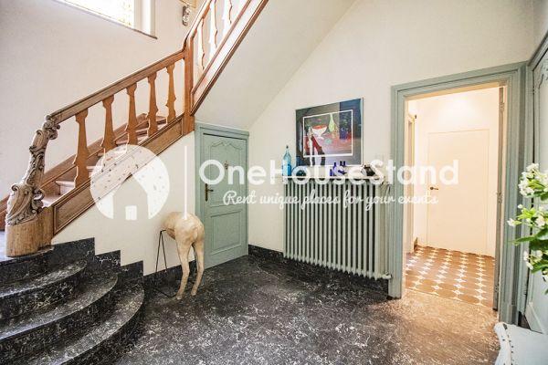 Photo d'une salle à louer à Bruges, Flandre Occidentale, Dans la maison d'Olivia 16039