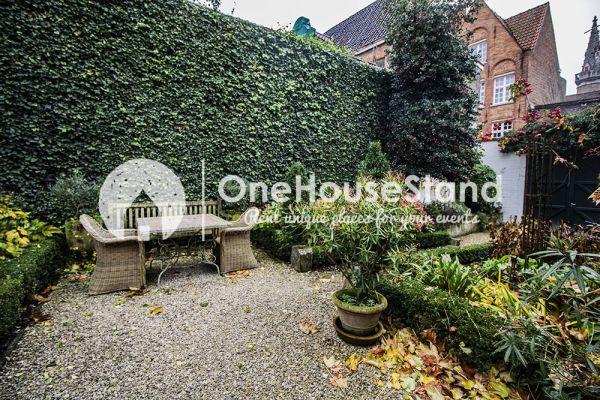 Photo d'une salle à louer à Bruges, Flandre Occidentale, Dans la maison d'Olivia 16050
