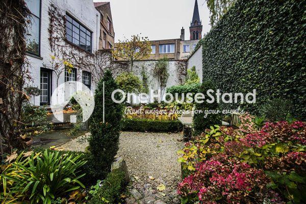 Photo d'une salle à louer à Bruges, Flandre Occidentale, Dans la maison d'Olivia 16053