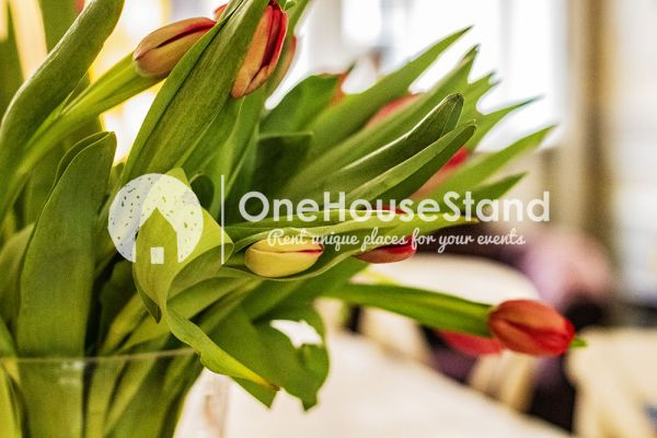 Picture of an event venue rental in Bruges, West Flanders, Inside Olivia's house 16061