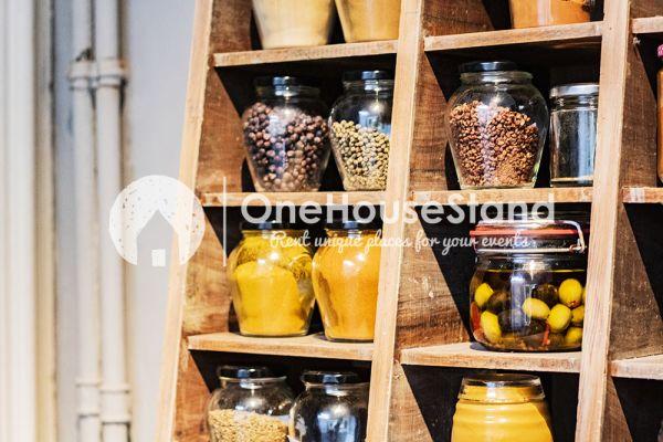 Photo d'une salle à louer à Bruges, Flandre Occidentale, Dans la maison d'Olivia 16070