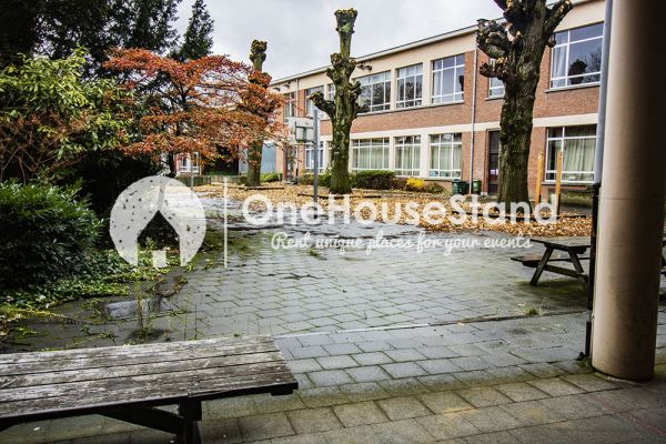 Picture of an event venue rental in Mortsel, Antwerp, Inside Alice's school 16133