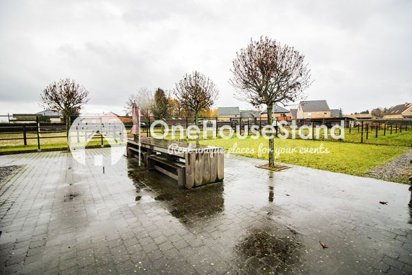 Picture of an event venue rental in Eindhout, Antwerp, Inside Stefanie's farm 16186