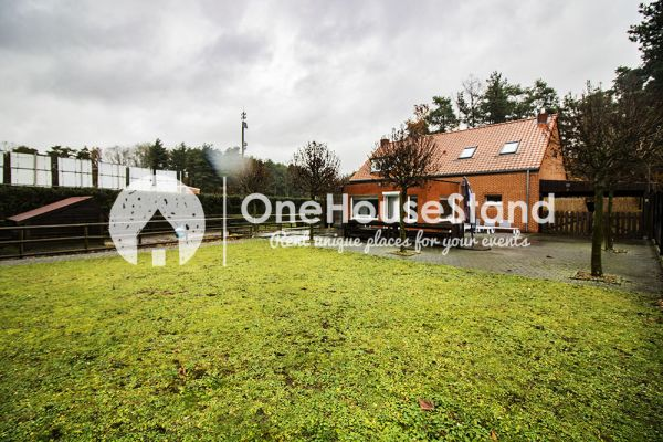 Picture of an event venue rental in Eindhout, Antwerp, Inside Stefanie's farm 16194