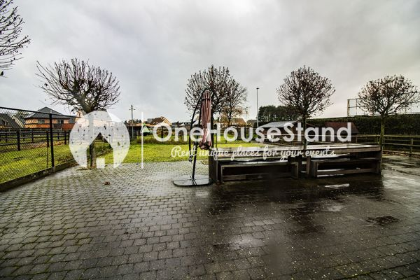 Picture of an event venue rental in Eindhout, Antwerp, Inside Stefanie's farm 16199