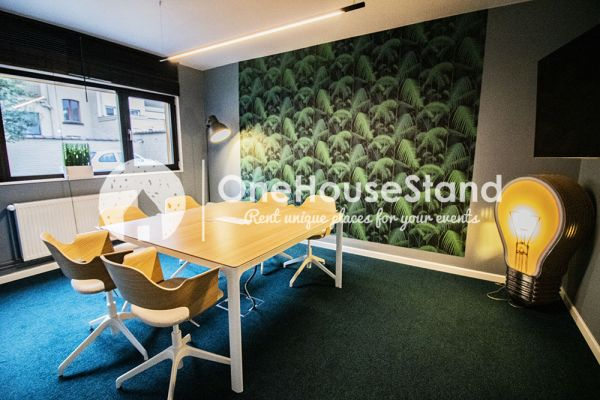 Picture of an event venue rental in Elsene, Brussels, Inside Steven's offices 16207