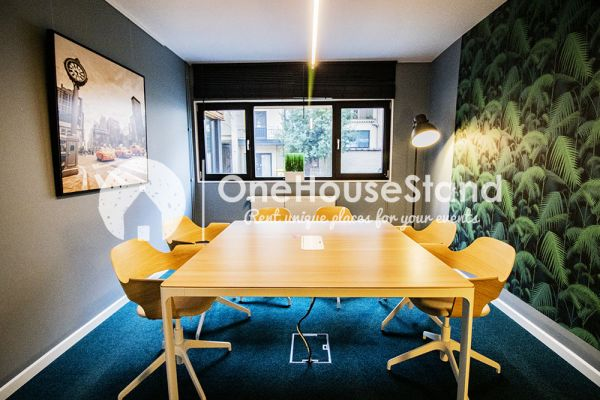 Picture of an event venue rental in Elsene, Brussels, Inside Steven's offices 16208