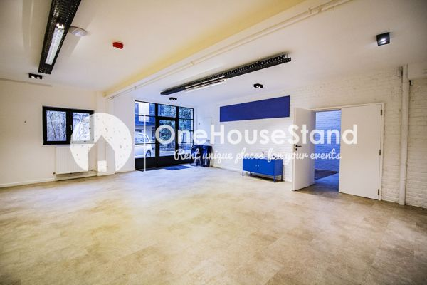 Picture of an event venue rental in Elsene, Brussels, Inside Steven's offices 16222