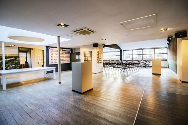 Picture of an event venue rental in Uccle, Brussels, Inside John-Alexander's club 16254