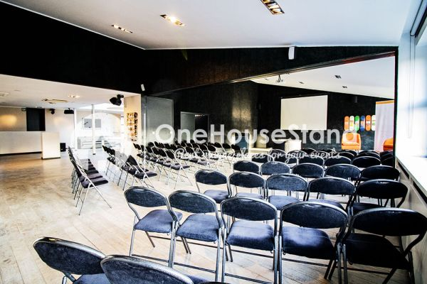 Picture of an event venue rental in Uccle, Brussels, Inside John-Alexander's club 16279