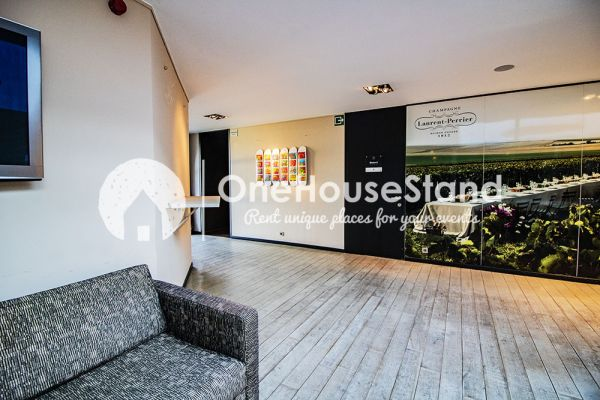 Picture of an event venue rental in Uccle, Brussels, Inside John-Alexander's club 16300