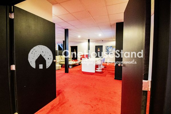 Picture of an event venue rental in Uccle, Brussels, Inside John-Alexander's club 16313