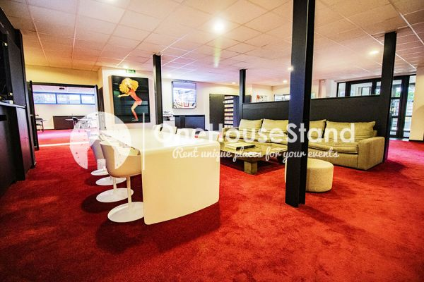Picture of an event venue rental in Uccle, Brussels, Inside John-Alexander's club 16314