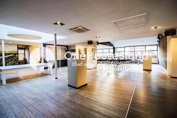 Picture of an event venue rental in Uccle, Brussels, Inside John-Alexander's (1) meeting room 16364