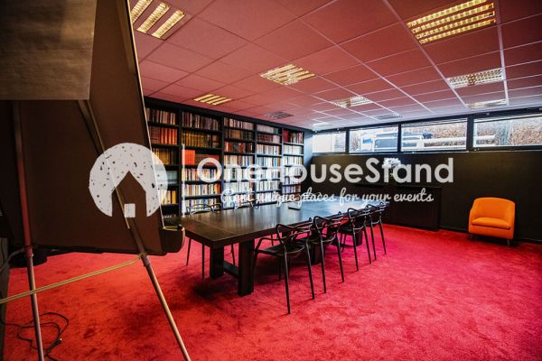 Picture of an event venue rental in Uccle, Brussels, Inside John-Alexander's (2) meeting room 16392