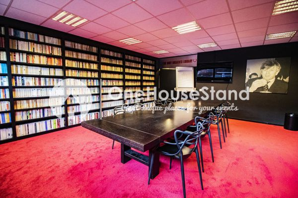 Picture of an event venue rental in Uccle, Brussels, Inside John-Alexander's (2) meeting room 16399