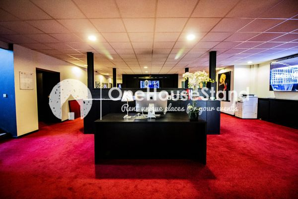 Picture of an event venue rental in Uccle, Brussels, Inside John-Alexander's (2) meeting room 16428