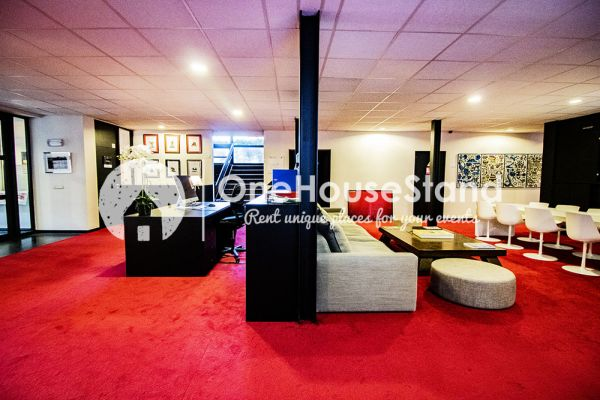 Picture of an event venue rental in Uccle, Brussels, Inside John-Alexander's (2) meeting room 16430