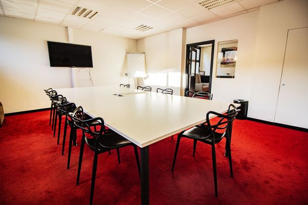 Picture of an event venue rental in Uccle, Brussels, Inside John-Alexander's (3) meeting room 16490