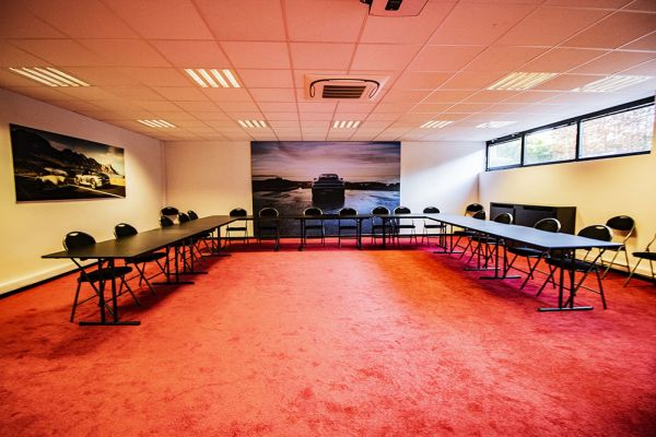 Picture of an event venue rental in Uccle, Brussels, Inside John-Alexander's (4) meeting room 16514