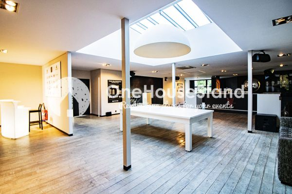Picture of an event venue rental in Uccle, Brussels, Inside John-Alexander's (5) meeting room 16531