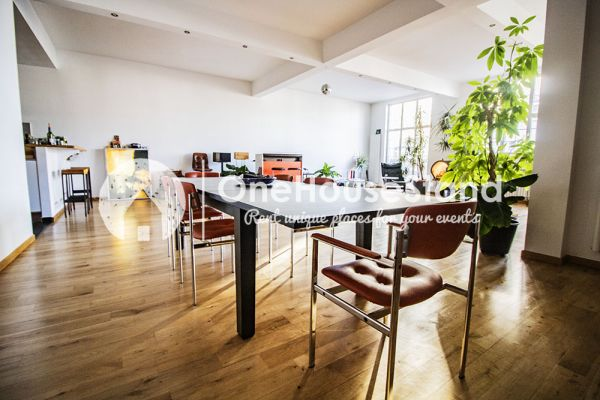 Picture of an event venue rental in Anderlecht, Brussels, Inside Dirk & Mieke's loft 16564
