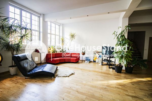 Picture of an event venue rental in Anderlecht, Brussels, Inside Dirk & Mieke's loft 16567