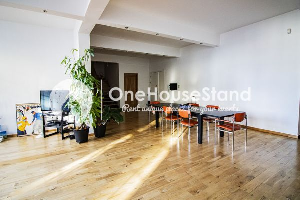 Picture of an event venue rental in Anderlecht, Brussels, Inside Dirk & Mieke's loft 16568