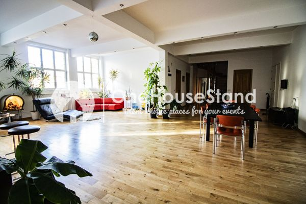 Picture of an event venue rental in Anderlecht, Brussels, Inside Dirk & Mieke's loft 16607