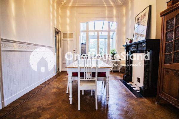 Picture of an event venue rental in Sint-Pieters-Woluwe, Brussels, Inside Geoffrey's house 16614