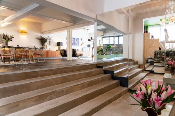 Picture of an event venue rental in Gand, East Flanders, Inside Jan's loft 16687