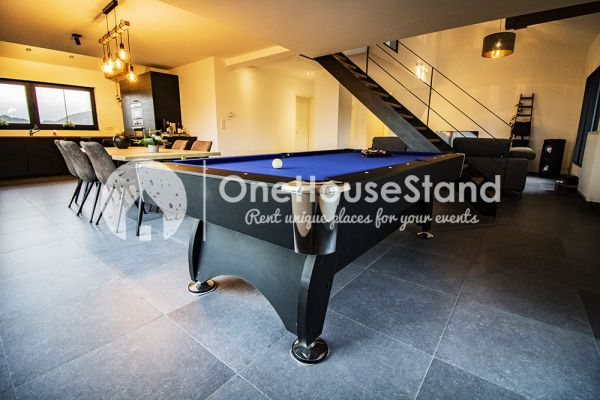 Picture of an event venue rental in Mouland, Limburg, Inside Phil's loft 16878