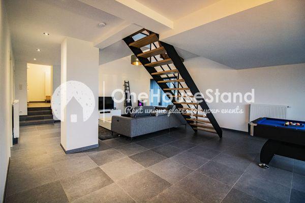 Photo d'une salle à louer à Mouland, Limbourg, Dans le loft de Phil 16885