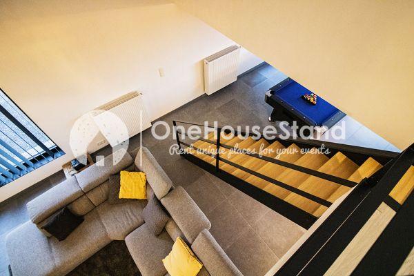 Photo d'une salle à louer à Mouland, Limbourg, Dans le loft de Phil 16896