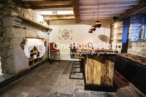 Picture of an event venue rental in Amonines, Luxemburg, Inside Jo's lodge 17128
