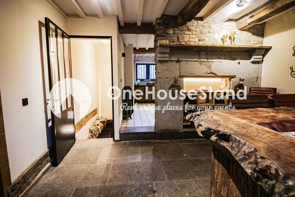 Photo d'une salle à louer à Amonines, Luxembourg, Dans le gîte de Jo 17129