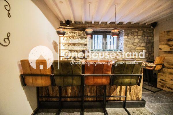 Photo d'une salle à louer à Amonines, Luxembourg, Dans le gîte de Jo 17131