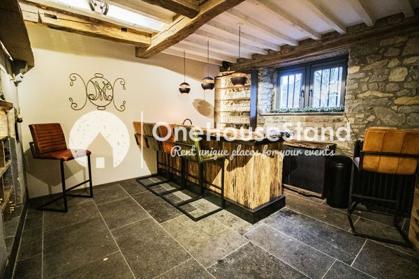 Picture of an event venue rental in Amonines, Luxemburg, Inside Jo's lodge 17132