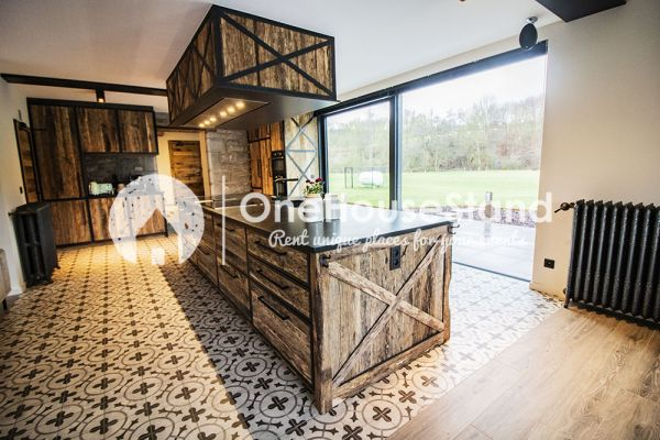 Photo d'une salle à louer à Amonines, Luxembourg, Dans le gîte de Jo 17155